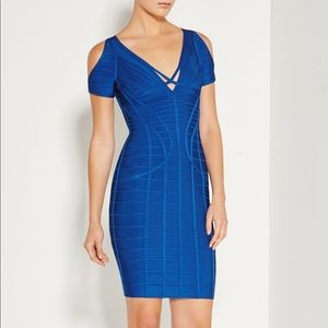 Hervè Leger Kyle Dress, S EUC